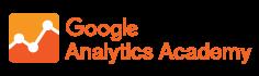 Logo of the Google Analytics Academy